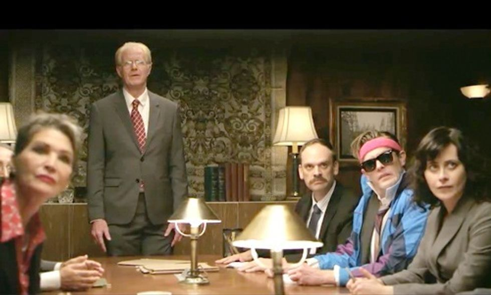 Jeff Goldblum, Ed Begley, Jr. Mock Fossil Fuel Industry in Funny or Die Video