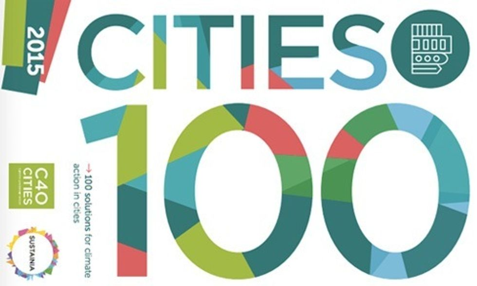 100 Reasons Cities are Winning the Climate Fight
