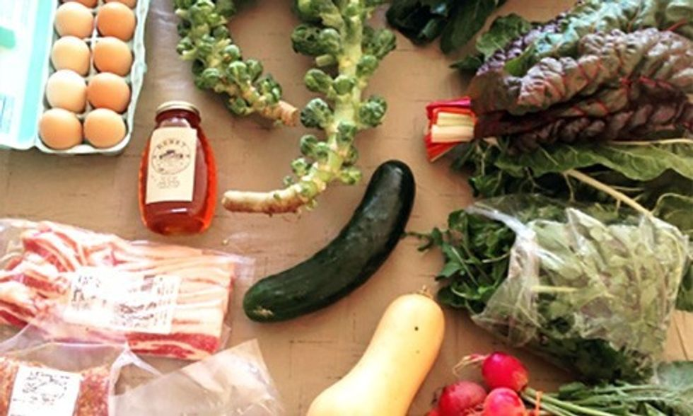 3 Reasons to Buy Local for Your Thanksgiving Dinner