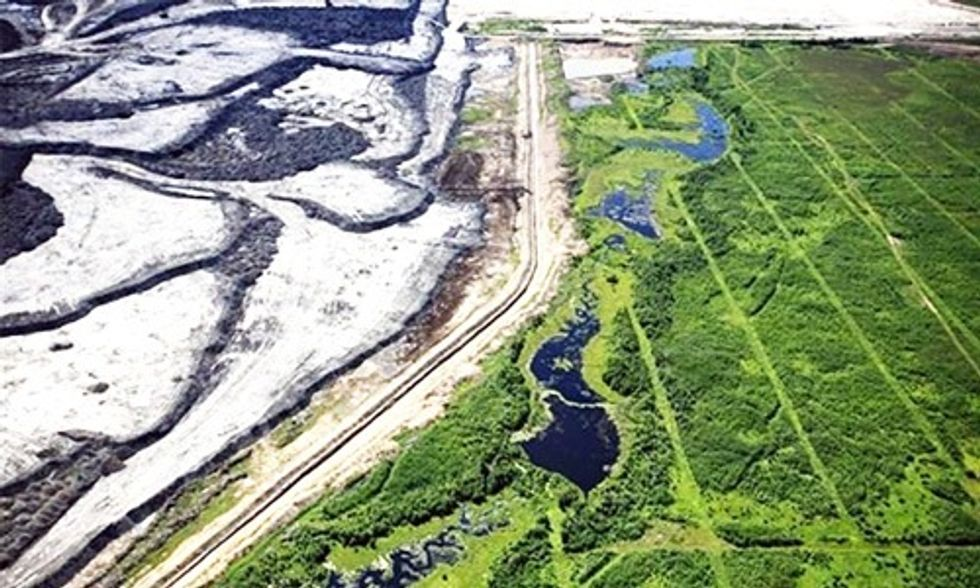 Another Historic Day in the Battle to Stop the Tar Sands