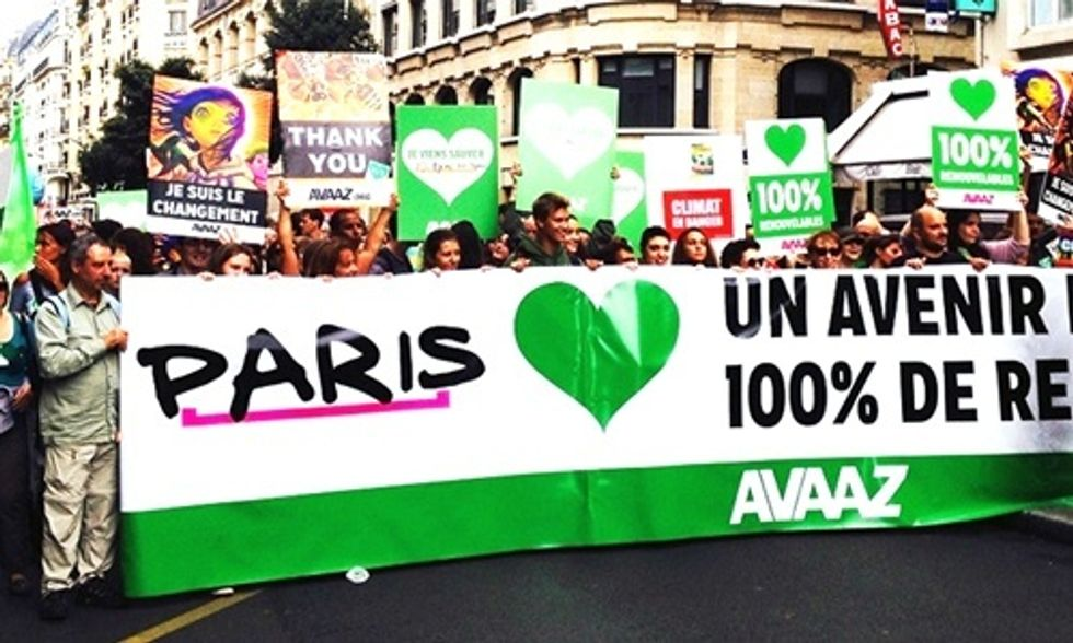 Paris and Beyond: Climate Movement Won't Be Silenced at COP21