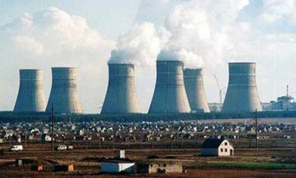 Nuclear Reactors Make ISIS an Apocalyptic Threat