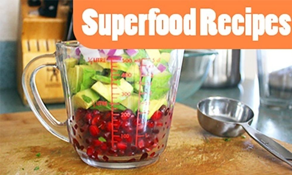 10 Easy Vegan Superfood Recipes