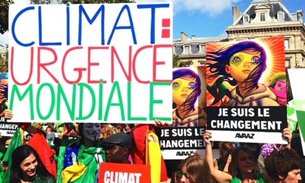 Groups Demand French President Lift Ban on Climate Protests and Marches