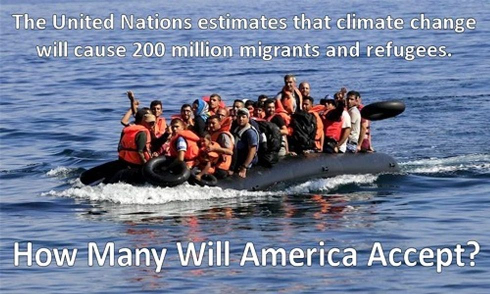 How Many Climate Change Refugees Should America Let In?