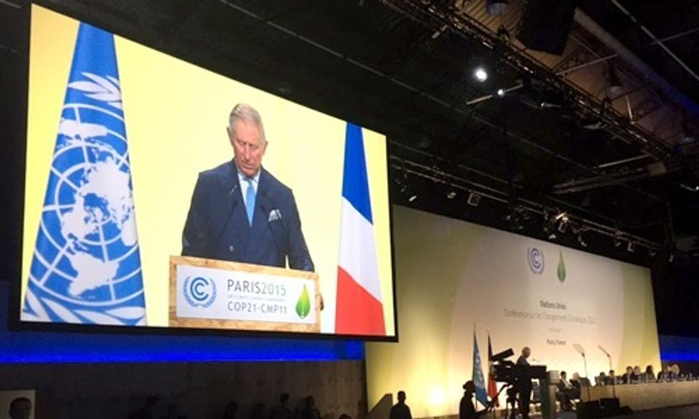 Prince Charles: Governments Must Scrap Fossil Fuel Subsidies