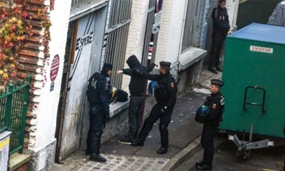French Police Put 24 Climate Activists Under House Arrest Ahead of COP21