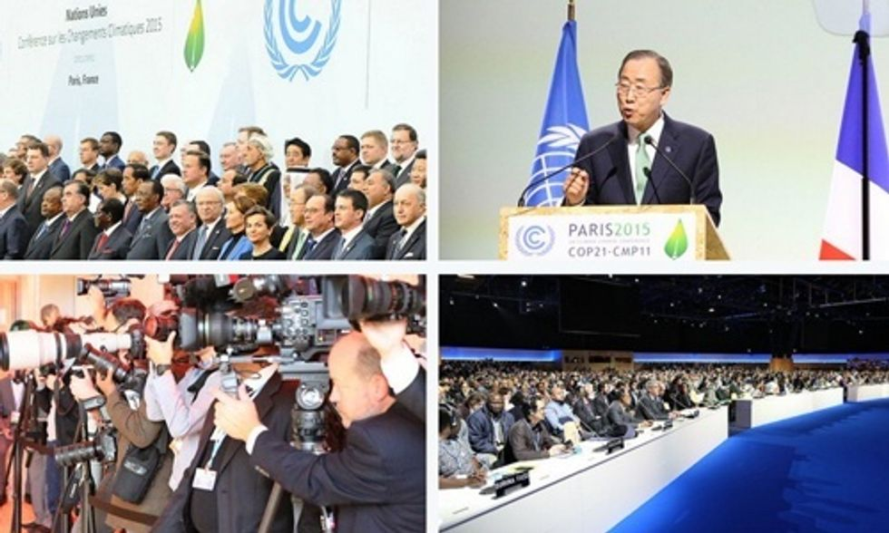 5 Things You Should Know About the Kick Off of Paris Climate Talks