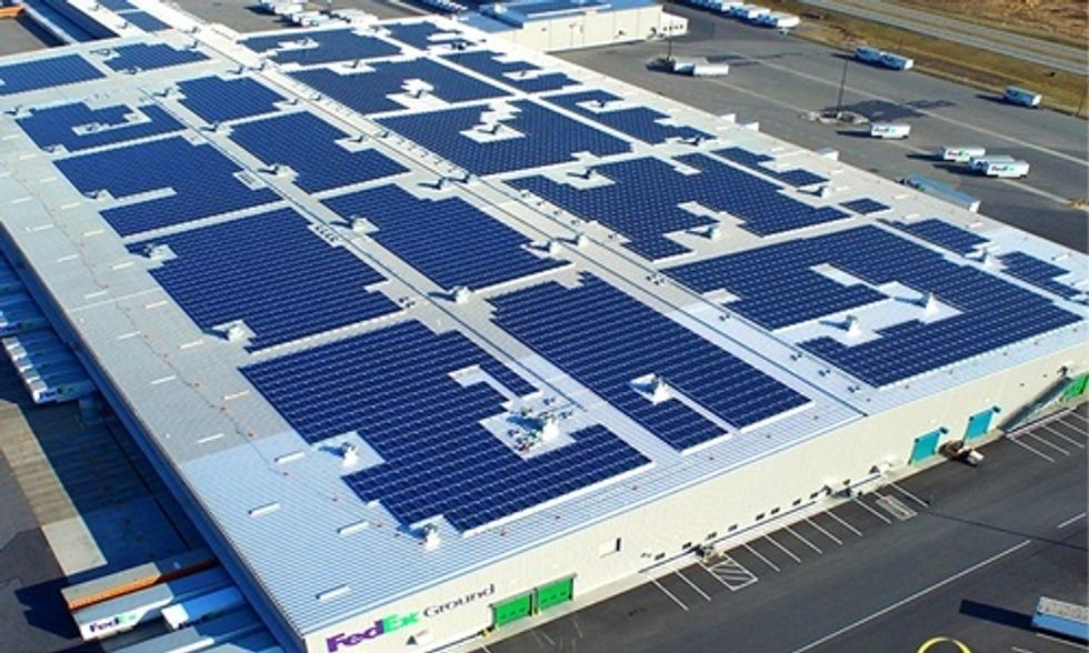 25 American Companies Go Big With Solar