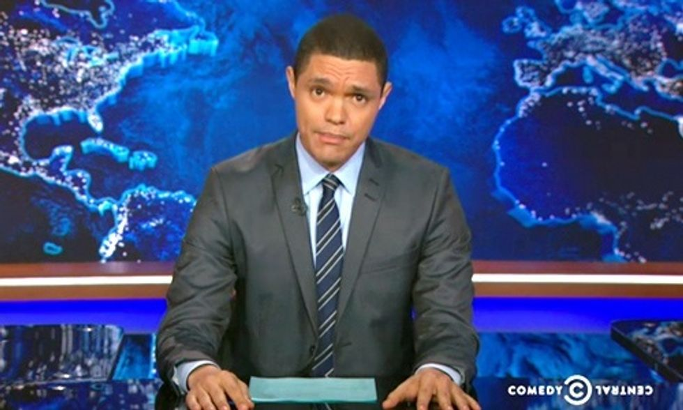"""Ridiculously, Earth-Shatteringly Stupid"": Daily Show Slams GOP Climate-Denying Gang"