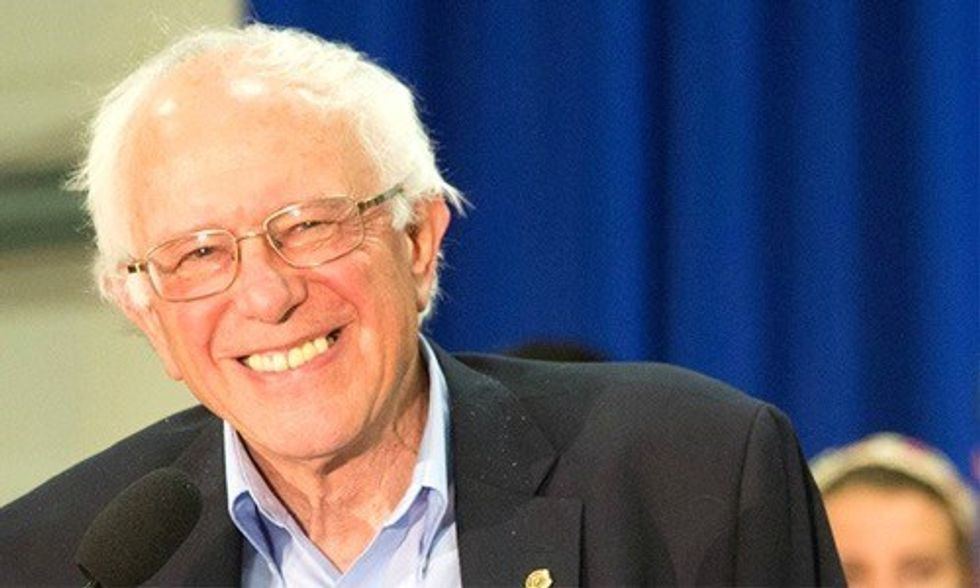 Bernie Sanders: GOP Candidates Care More About Koch Money Than 'Preserving the Planet for Our Children'