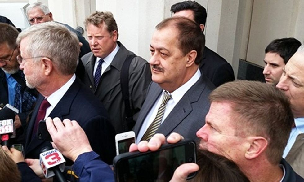 Coal Baron Found Guilty of Infamous Mine Blast: But Was Justice Served?