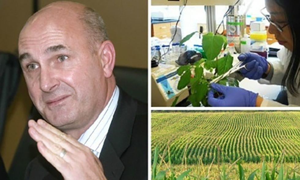 Mark Ruffalo: 'Monsanto Chief is Horrible'