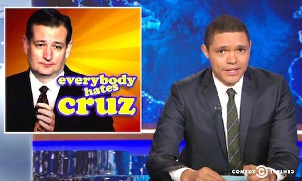 11 Reasons Why 'Everybody Hates Ted Cruz'