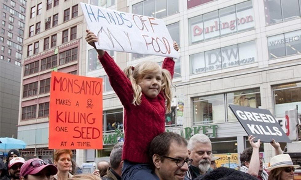 3 Ways Monsanto Contributes to Climate Chaos and World Hunger