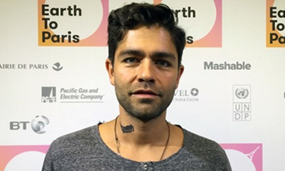 Adrian Grenier's New Entourage and Lonely Whale Foundation