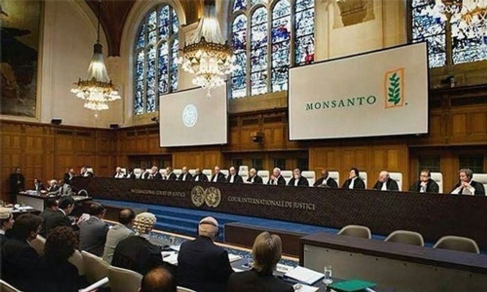 Monsanto to Be Put on Trial for 'Crimes Against Nature and Humanity'