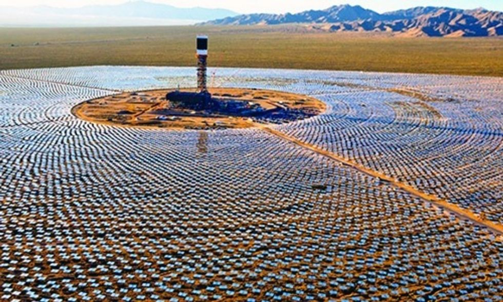 Morocco and California Lead the Way in Replacing Fossil Fuels With Renewable Energy