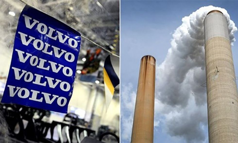 Volvo Leaves Mining Association Over Its Lobbying Against Climate Change Policies