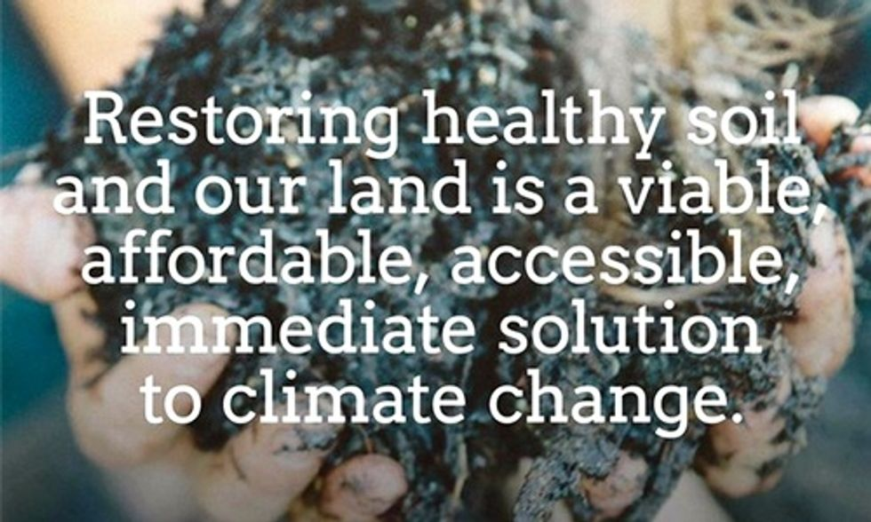 How World Leaders Can Solve Global Warming With Regenerative Farming