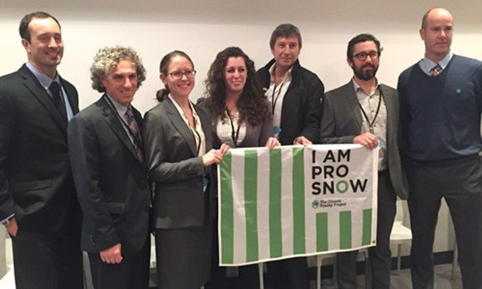 I Am Pro Snow Launches 100% Renewable Energy Campaign