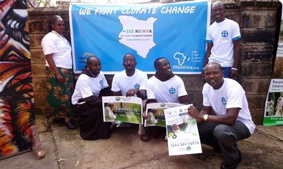 African Catholic Groups Call on Pope Francis to Support Divestment From Fossil Fuels Movement