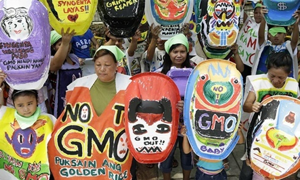 Historic Supreme Court Ruling Bans GMO Crop Trials in Philippines