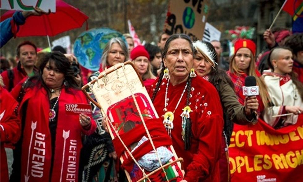What the Paris Climate Agreement Means for Indigenous Rights and Hydroelectric Dams