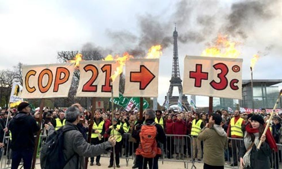 Will Paris Agreement Save Us From Climate Chaos?