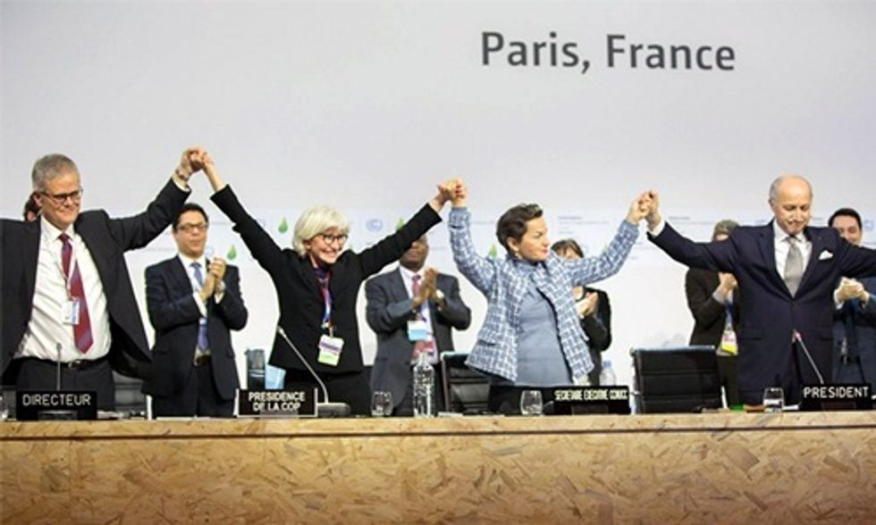 3 Things You Need to Know About the Paris Climate Agreement