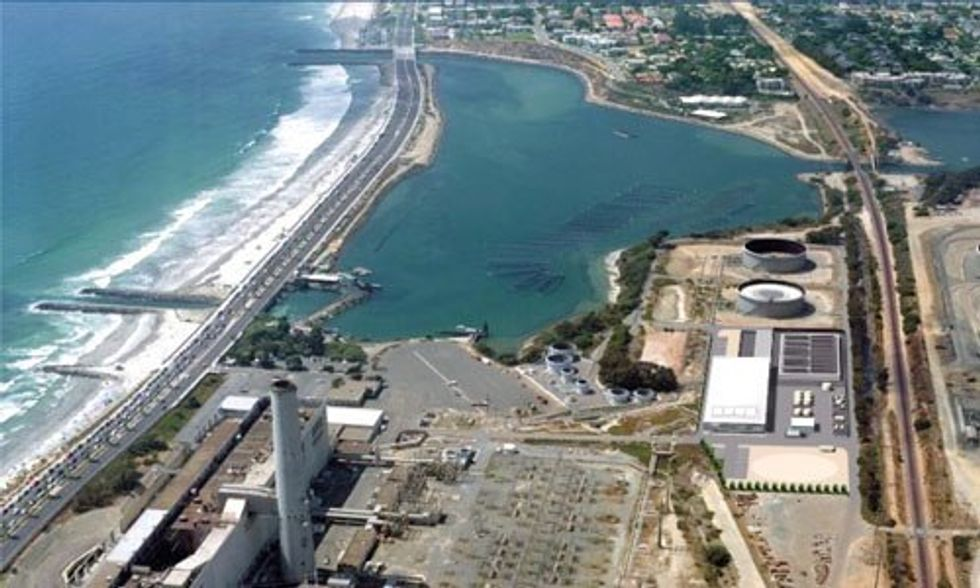 Largest Desalination Plant in Western Hemisphere Opens: Will It Fix the Drought?