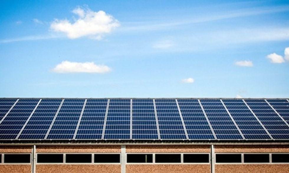 Fossil Fuel Stocks Tumble, Renewable Energy Stocks Soar
