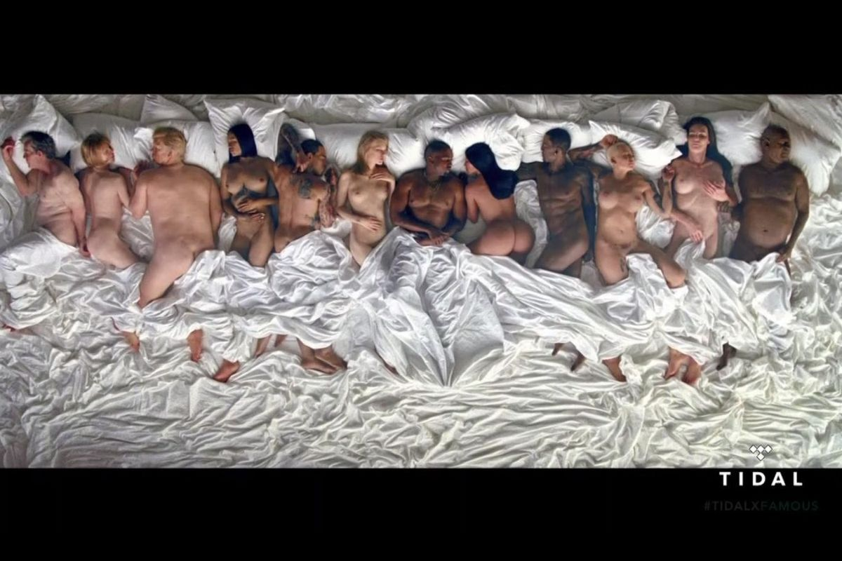 """See How The Internet Is Predicting The Lawsuits To Come From Kanye West's """"Famous"""" Video"""