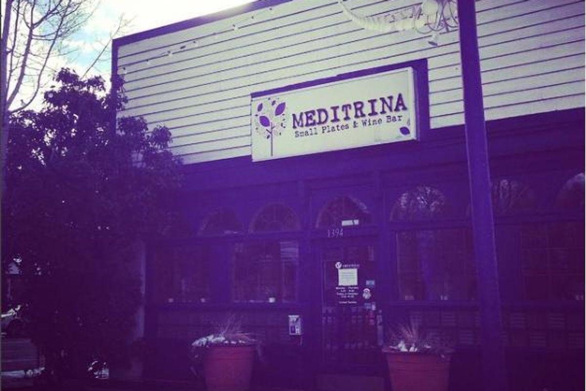A Taste of Tapas in the Desert: Dinner at Meditrina