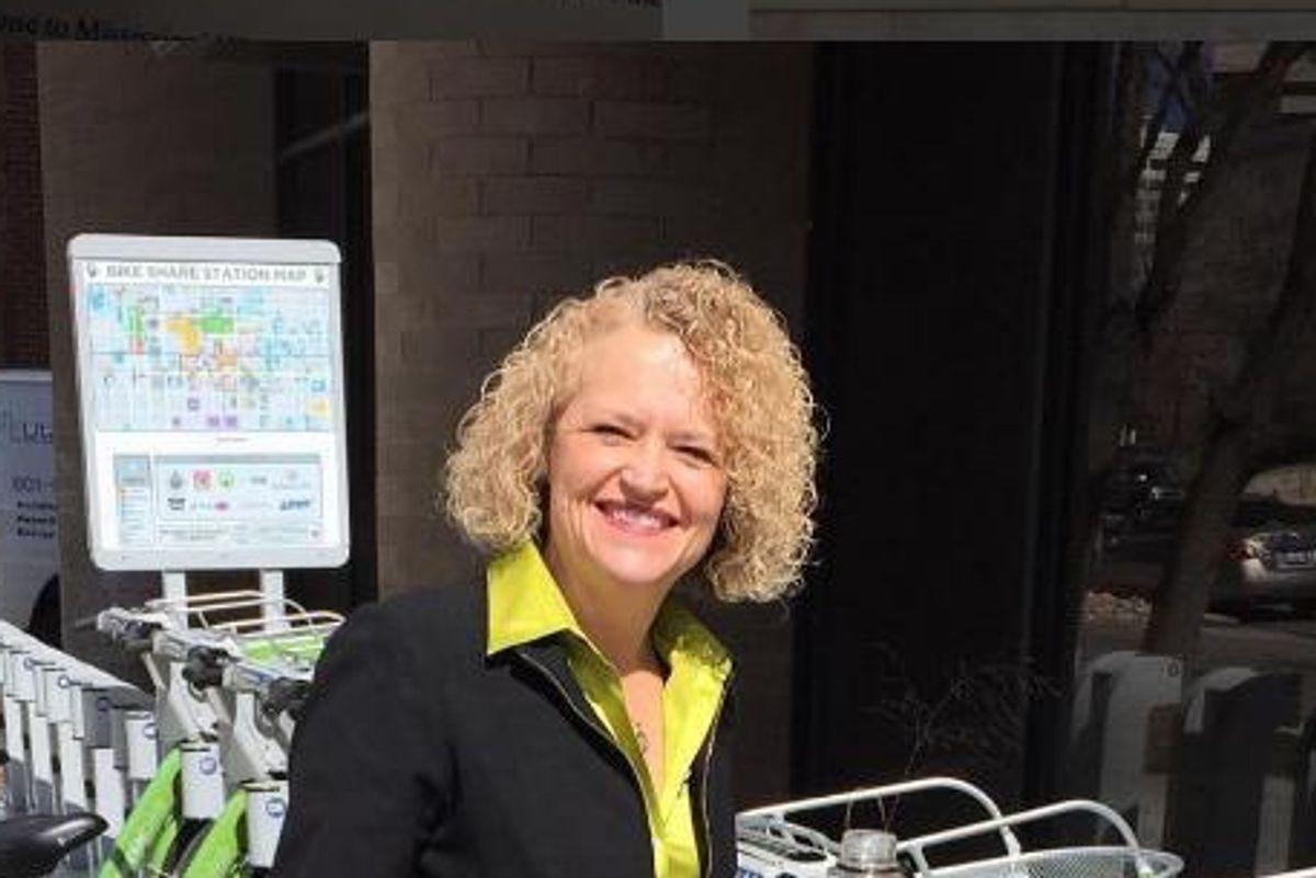 Jackie Biskupski, the Woman Who Is Blazing Trails in Utah Politics