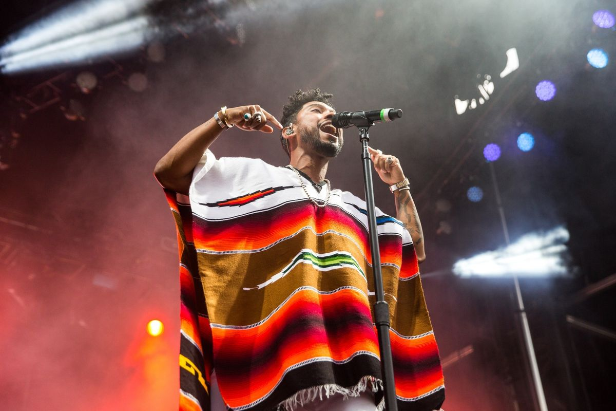 Miguel Low-Key Dropped A New Track This Week