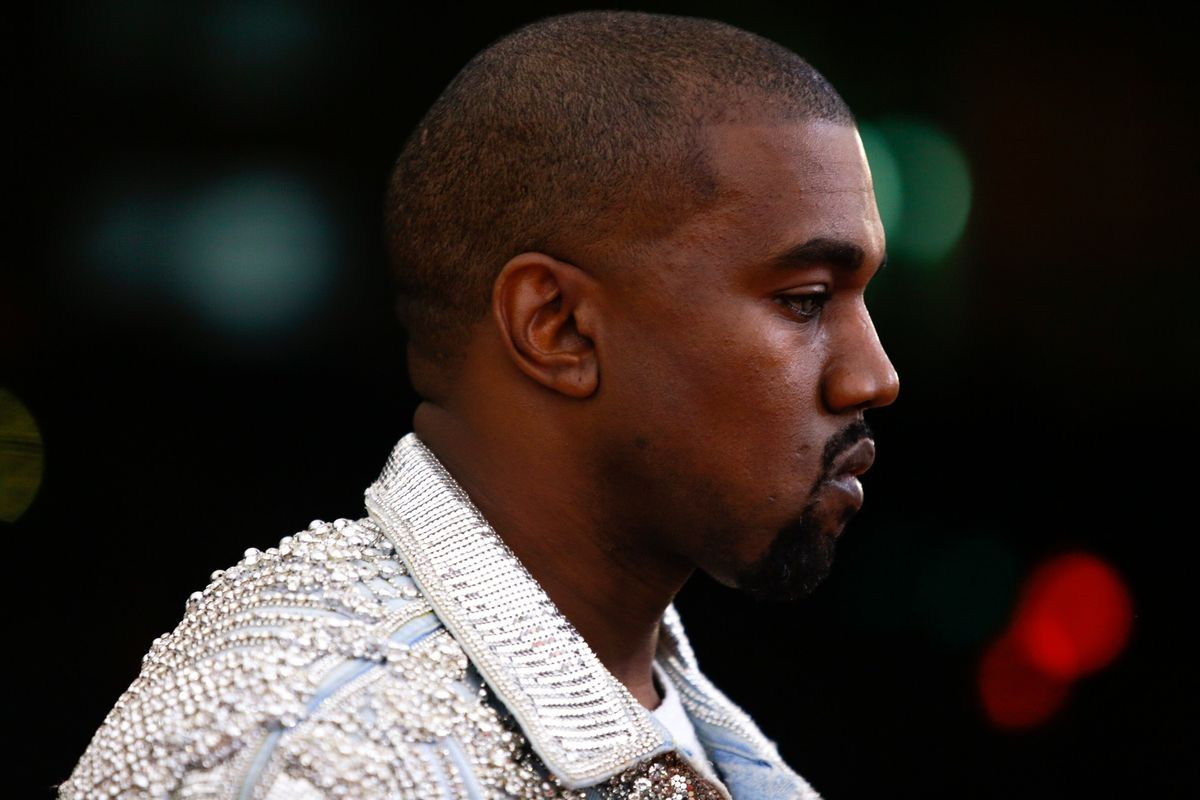 """Listen To Kanye's Haunting, Hour-Long """"Father Stretch My Hands, Pt. 1"""" Remix"""