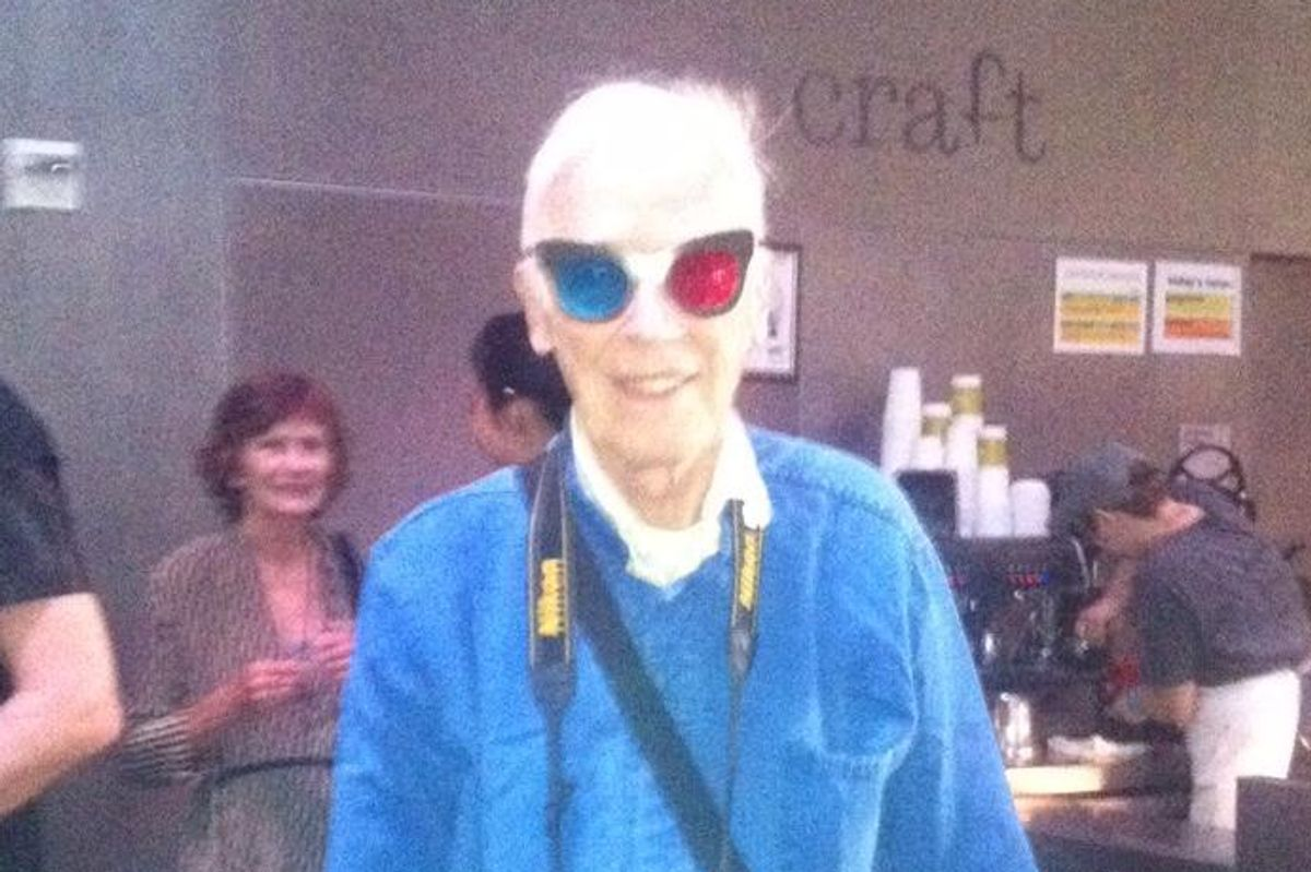 Remembering the Marvelous Bill Cunningham