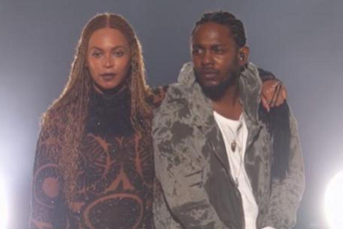 Watch Beyoncé and Kendrick Lamar's Stellar, Surprise Performance At The BET Awards