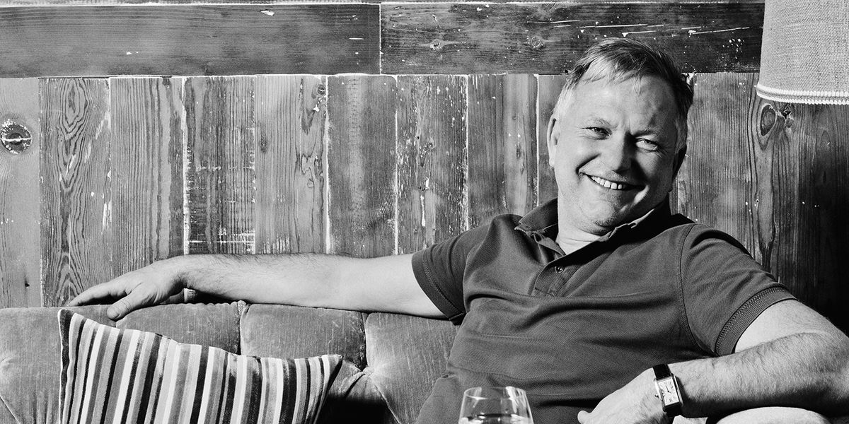 Soho House Founder Nick Jones On His New Property and Why Entrepreneurs Need to Be Optimistic