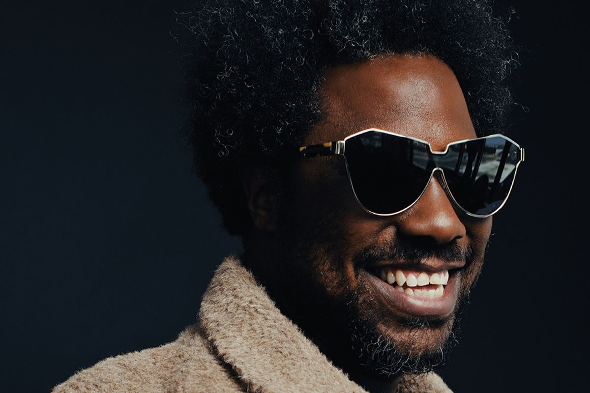 """Comedian W. Kamau Bell On His New Show, Louis CK and the """"Artist FKA as Bill Cosby"""""""