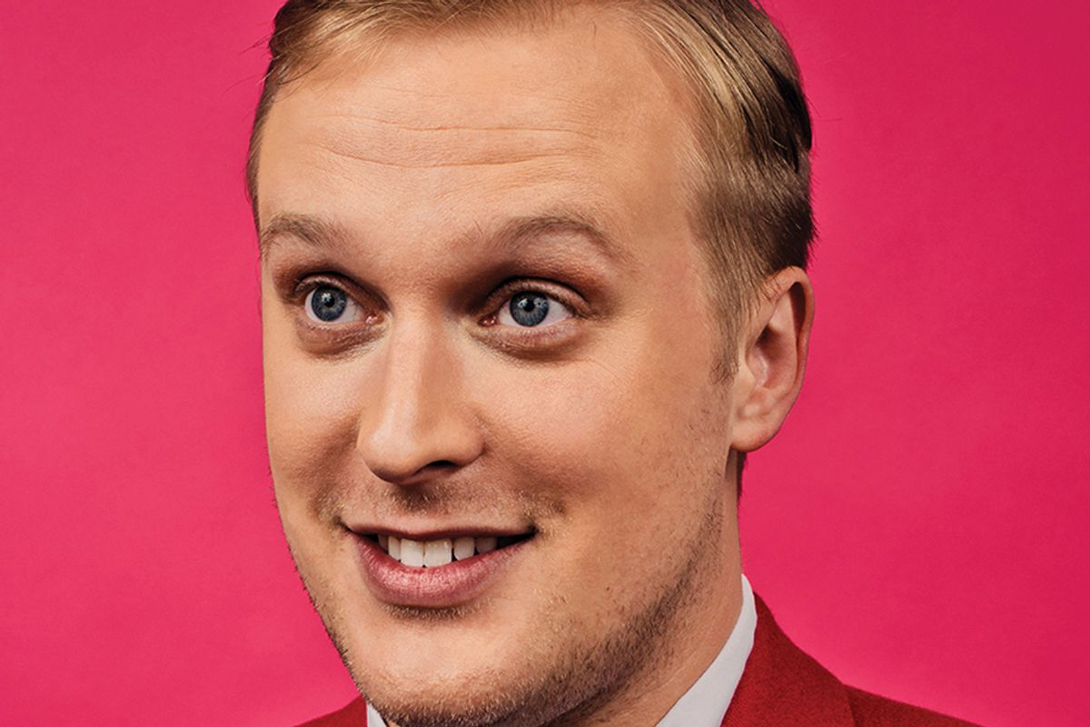 Comedian John Early On the Best Sketch He's Ever Performed and Using Humor to Get Laid