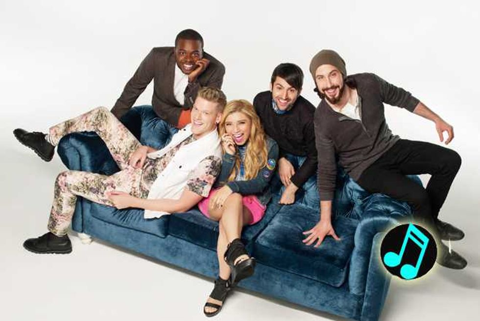 Pentatonix, 'That's Christmas To Me'—EP Review - Popdust