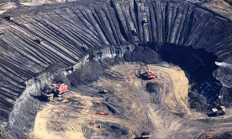 Is the Tar Sands Boom About to Go Bust?