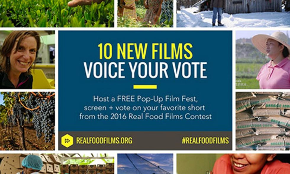 10 Inspiring Films on Food + Farming: Who Do You Think Should Win the People's Choice Award?