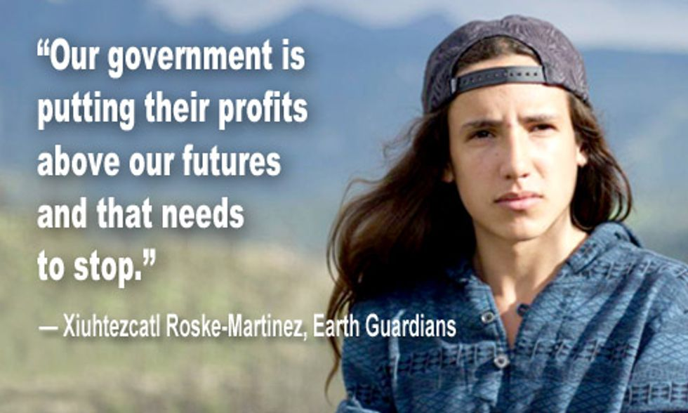 6 Colorado Teenagers File Appeal in Fracking and Climate Lawsuit