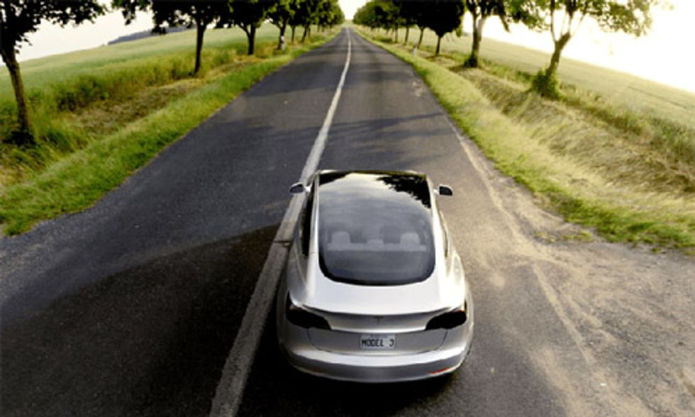 Will Elon Musk's Tesla Model 3 Recharge the U.S. Electric Vehicle Market?