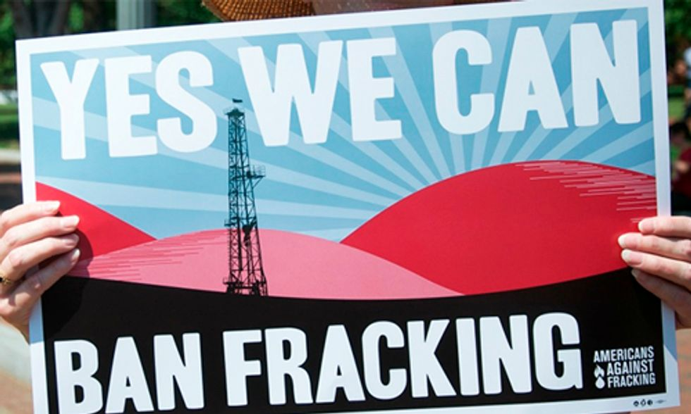 Carson City Bans Fracking