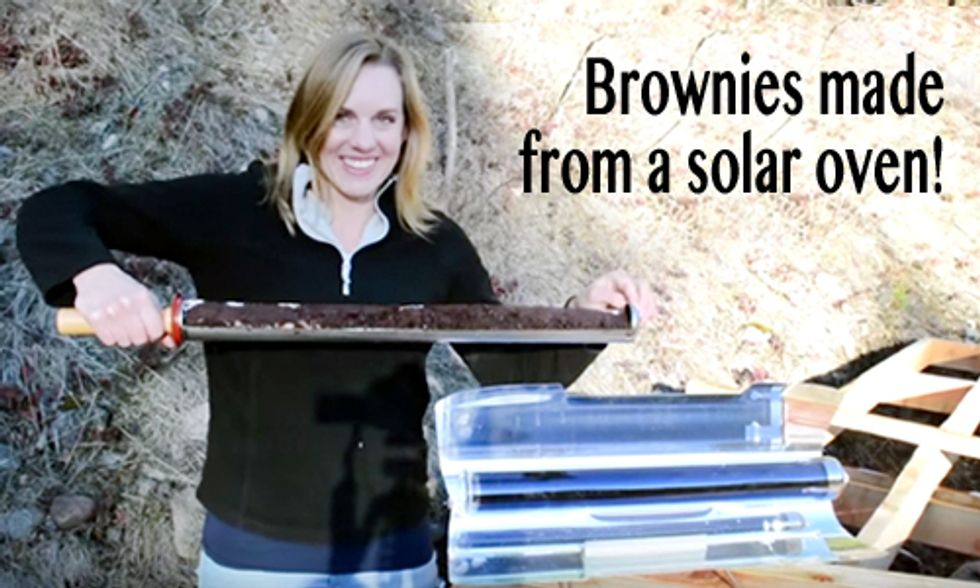 3 Solar Ovens That Give You the Power to Cook With the Sun