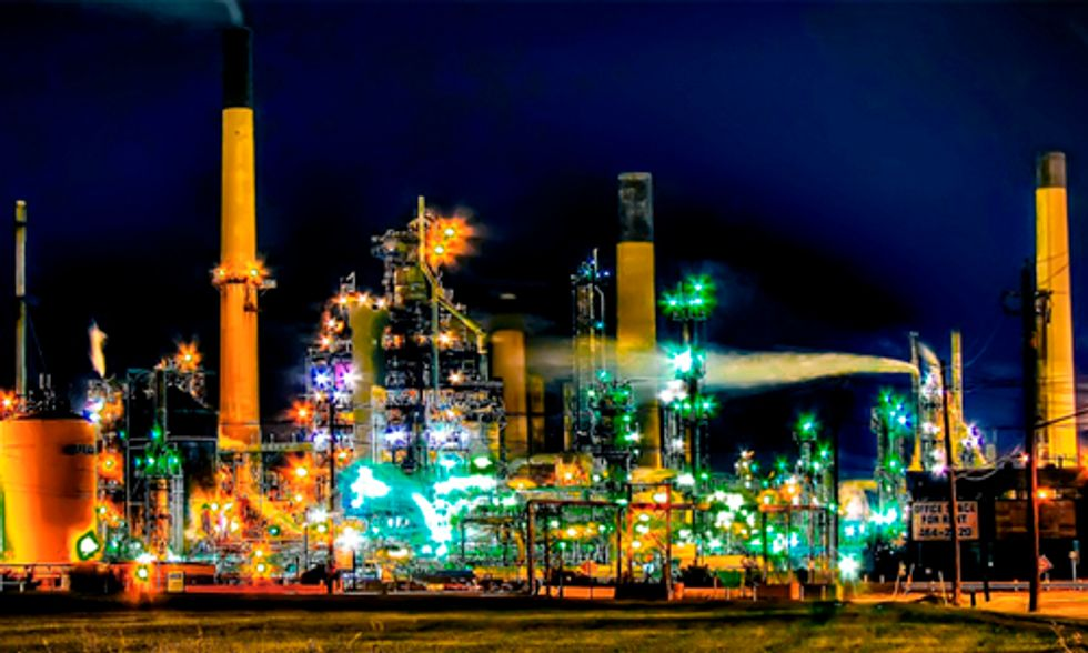 Exxon and Shell Double Down to Defeat Climate Change Legislation